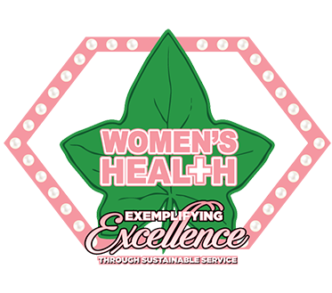 Alpha Kappa Alpha will continue to raise community awareness of critical health issues impacting African-American women. The primary focuses will be breast cancer awareness and prevention, heart health, nutrition and wellness, and care for the caregivers.