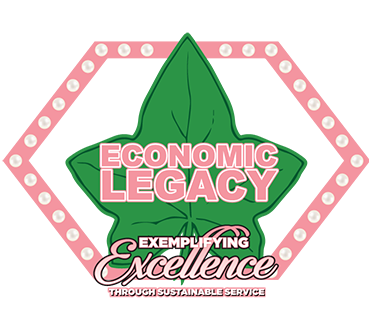 Alpha Kappa Alpha will emphasize financial planning, asset accumulation, and wealth building including savings and investments, managing debt, and improving credit.