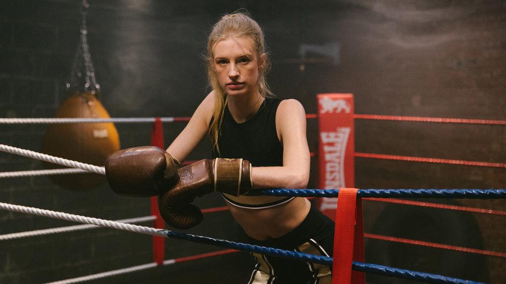 Harper's Bazaar Fitness Fashion