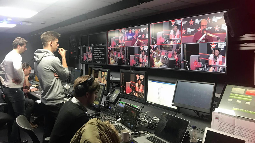 Video production agency in London