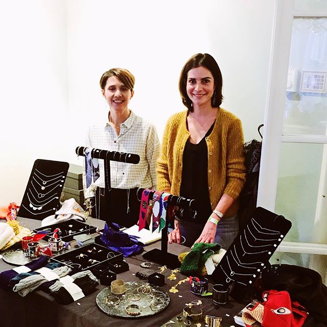 It was nice to see you at le Marché de Noel 🎄 with #frenchculturalcenterboston !!!!Hope to see you on December 13th in Cambridge for our Christmas special sale, check our website www.luceandarmelle.com ❤️❤️❤️#customjewelry #fashionaccessories #madeinfrance #christmasgift
