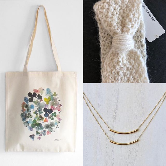 Join us tomorrow from 9 am to 1 pm @centralcafeandrestaurant in Newton and take a change to win one of these beautiful items #madeinparis ❤️ #internationalwomensday #totebag #thevyguex #hairband #charlottesometime #giveaway