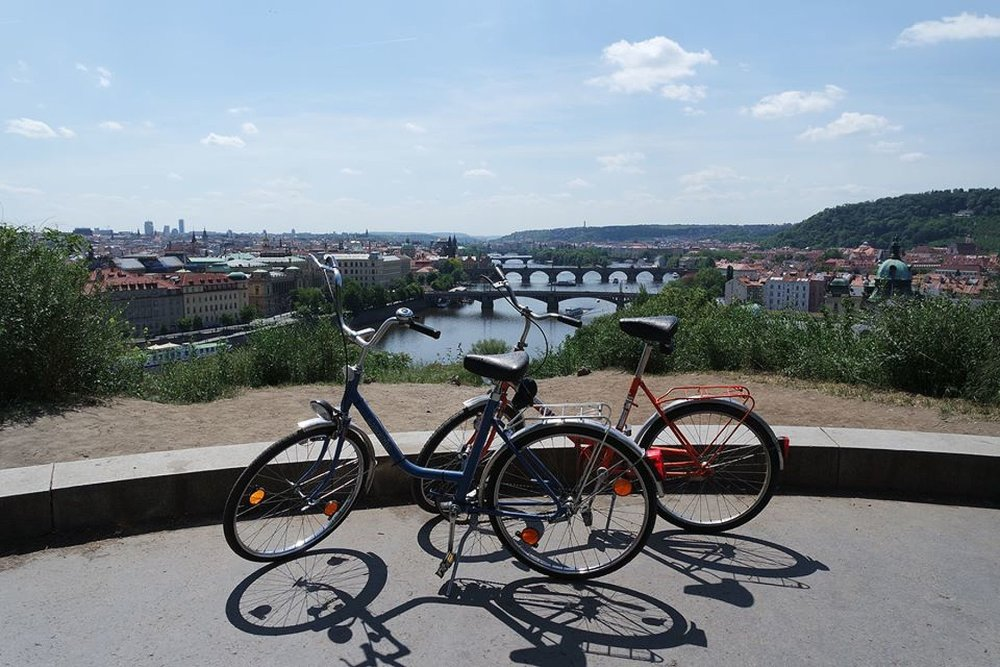 prague bike off the grid