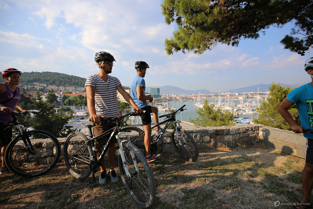 off the grid bike croatia