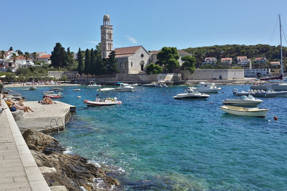 off the grid hvar island