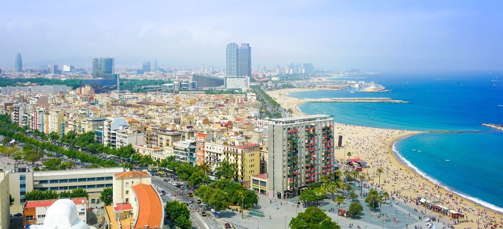 barcelona off the grid
