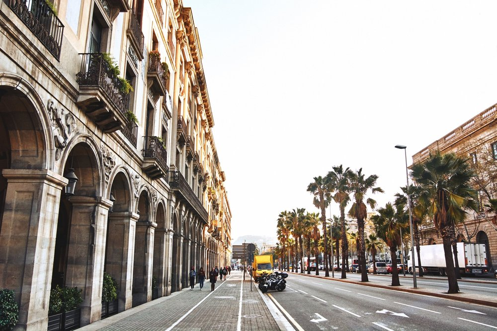 barcelona off the grid goodbye