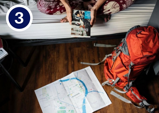 off the grid travel gear
