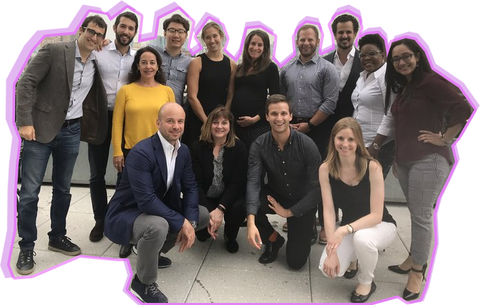 """The BCC teaches improv like no other school in New York City. Our instructors are veteran improvisers & our workshops feature real world takeaways. - In addition to teaching core skills like """"Yes, And!"""" and Active Listening, our instructors inspire teams to FEARLESSLY CREATE, engage with EMPATHY & ENTHUSIASM, and perform with JOY & FIERCENESS."""