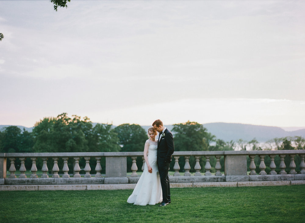 Rebecca + Mike - Sleepy Hollow Country Club