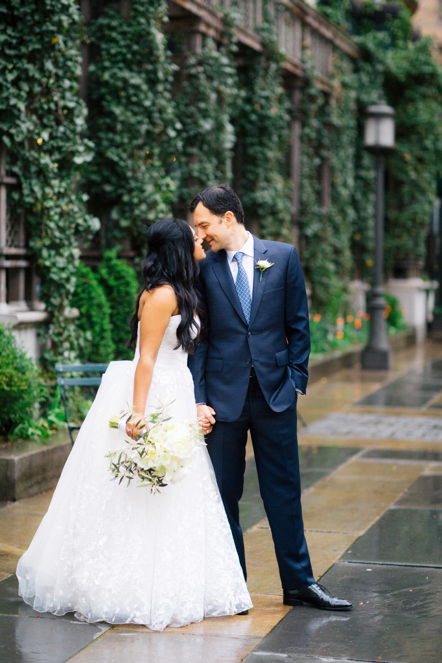 shalini + brian - The Bryant Park Grill