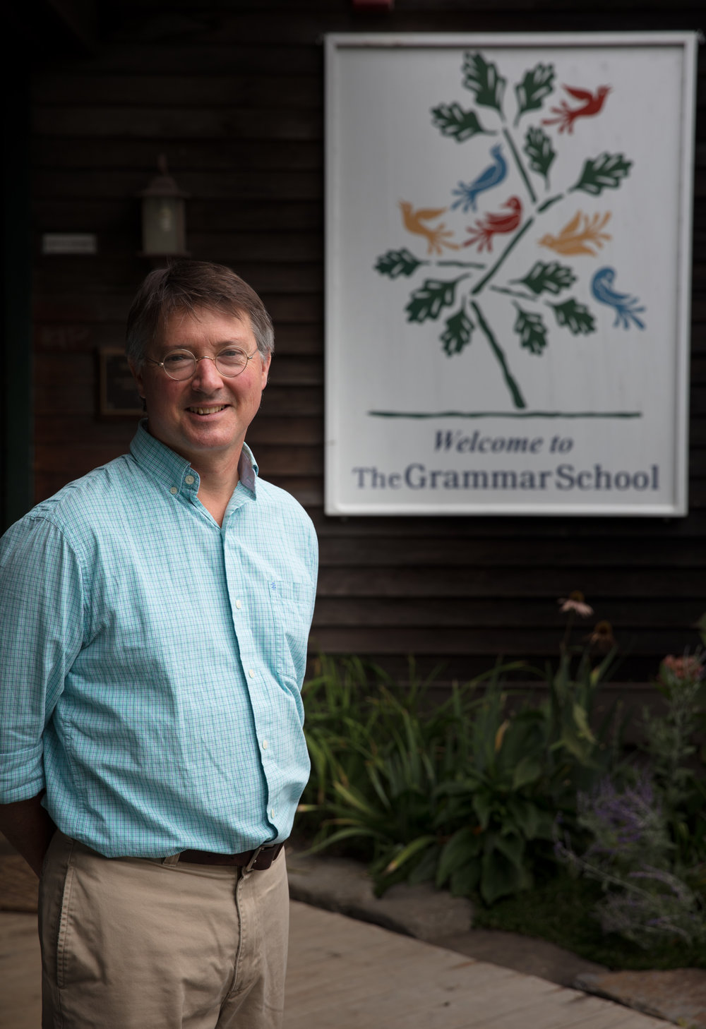 Nick Perry, Head of School