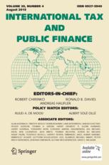 International Tax and Public Finance.jpg
