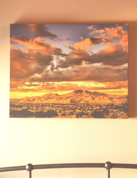 Madrid - Canvas Print - Residence