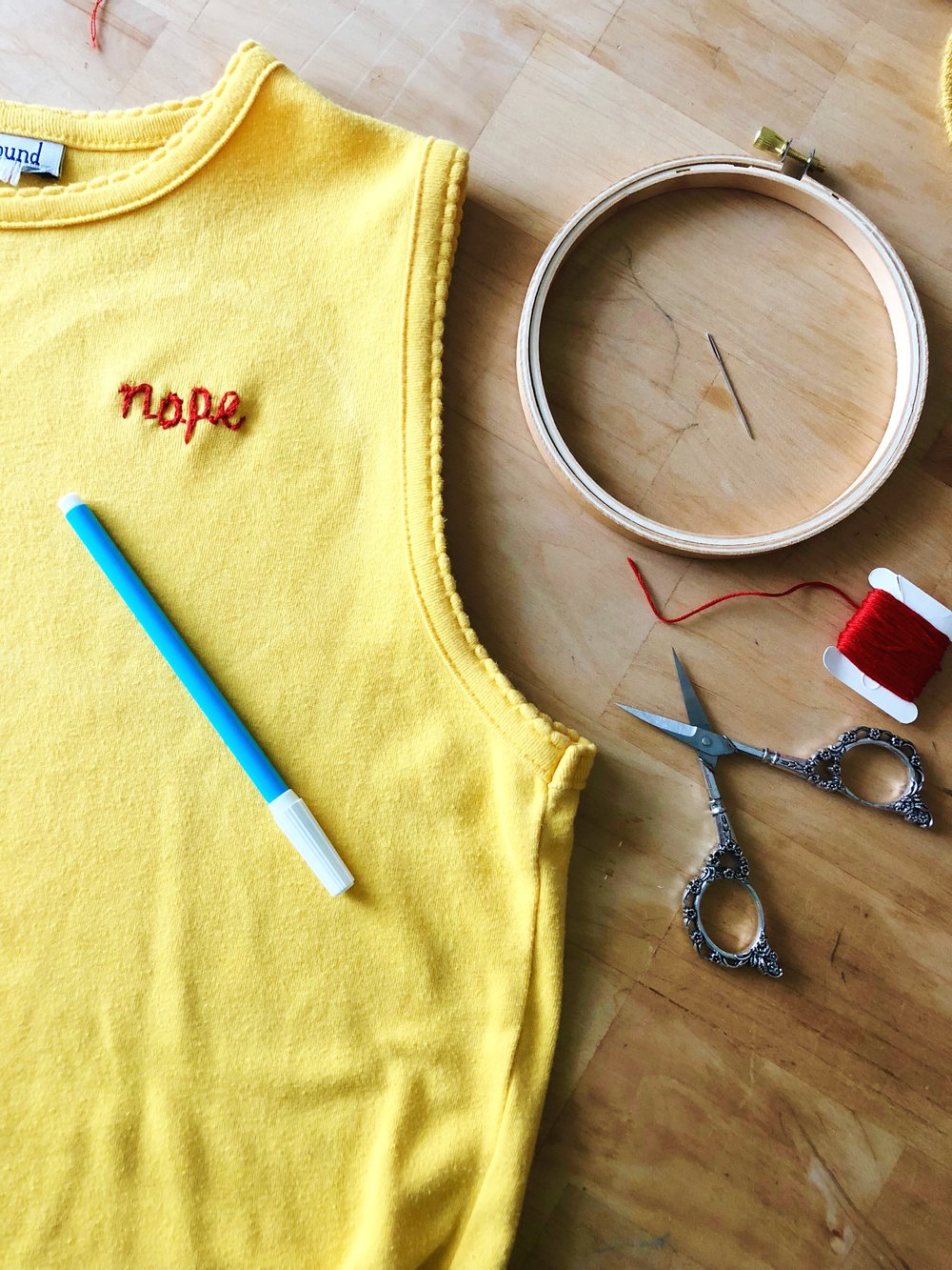 How To Embroider Words Onto Clothing Stitch Sayings Crewel