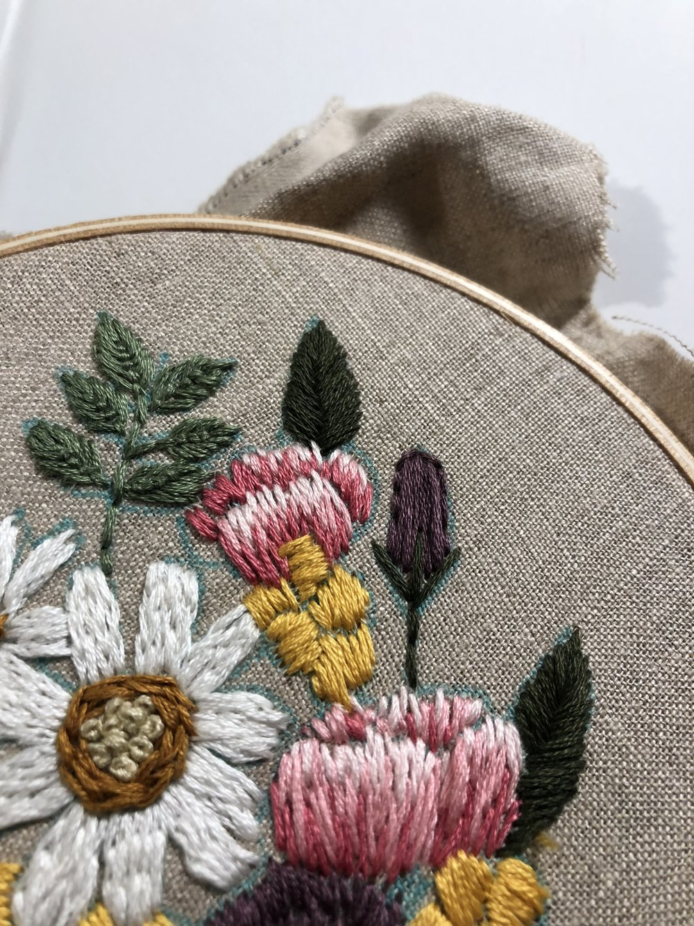 Beginner Embroidery Classes I Recommend Crewel Ghoul Hand