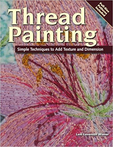 - If you're looking to teach yourself how to thread paint to make animal portraits or get a more realistic look to your embroidery, this is a great resource.