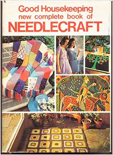 - I found this one at a thrift store, but it's still available online! This has everything from embroidery to knitting to sewing. It's a bible of needlecraft basically.