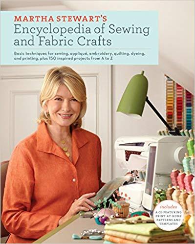 - Again, this is jam packed with content and not just embroidery. There are lots of instructions and projects to do. I've even. learned how to make pillow covers from this book!