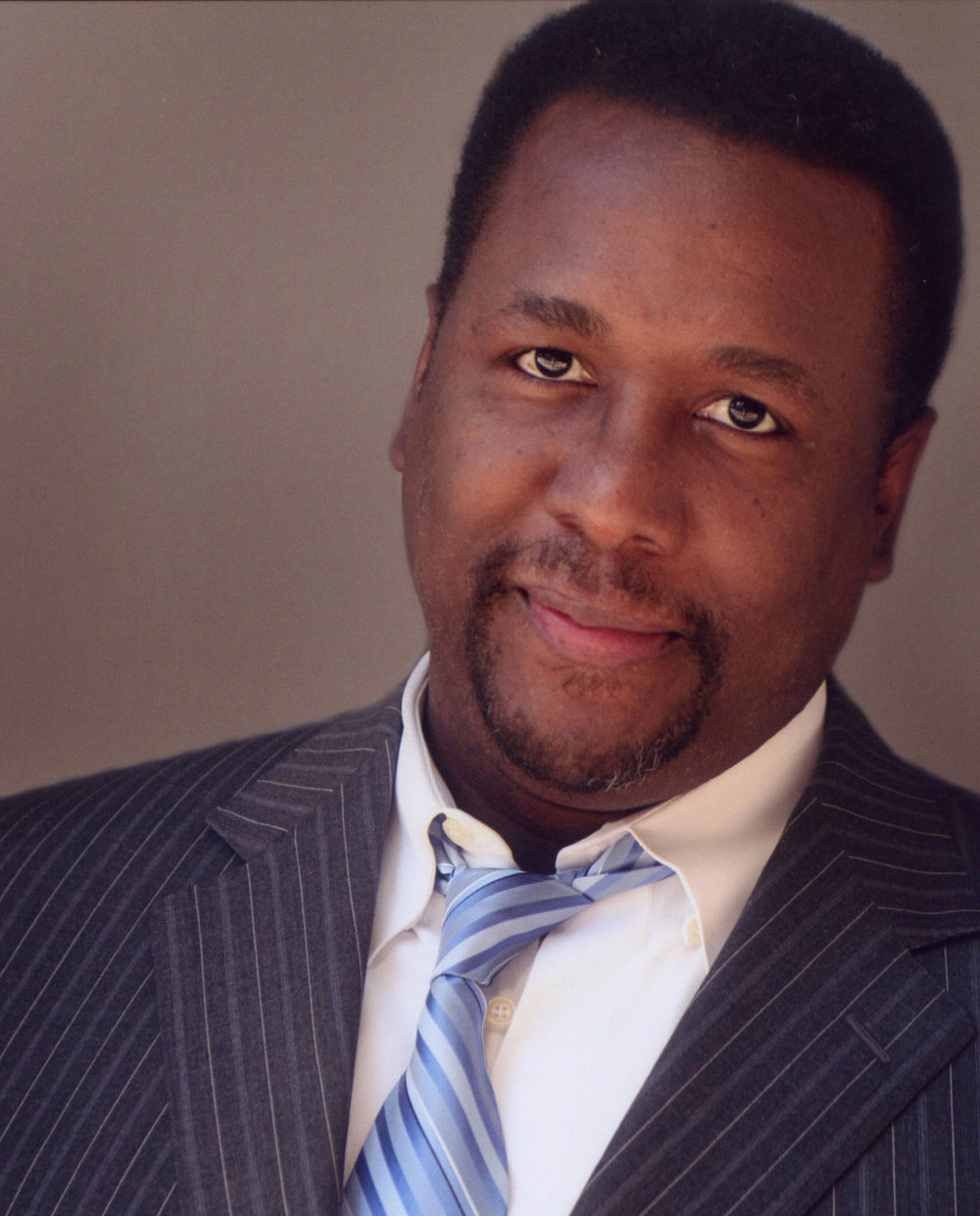 Wendell Pierce (Image used with permission from the actor)