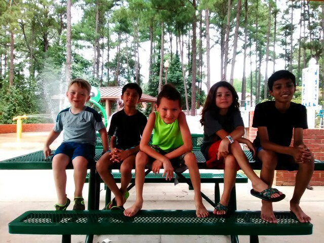 Meet new friends! - The kids at our summer camp get to meet awesome new friends as they enjoy a fun filled Kids Summer Camp! Lots of activities to keep the kids engaged!