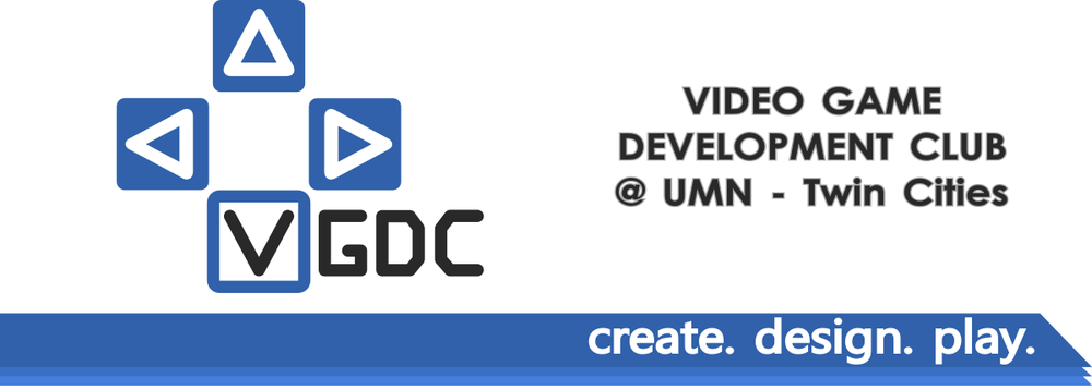 Learn more about the Video Game Development Club!