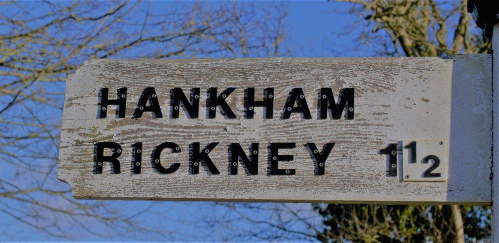 Hankham Rickney Sign.jpg