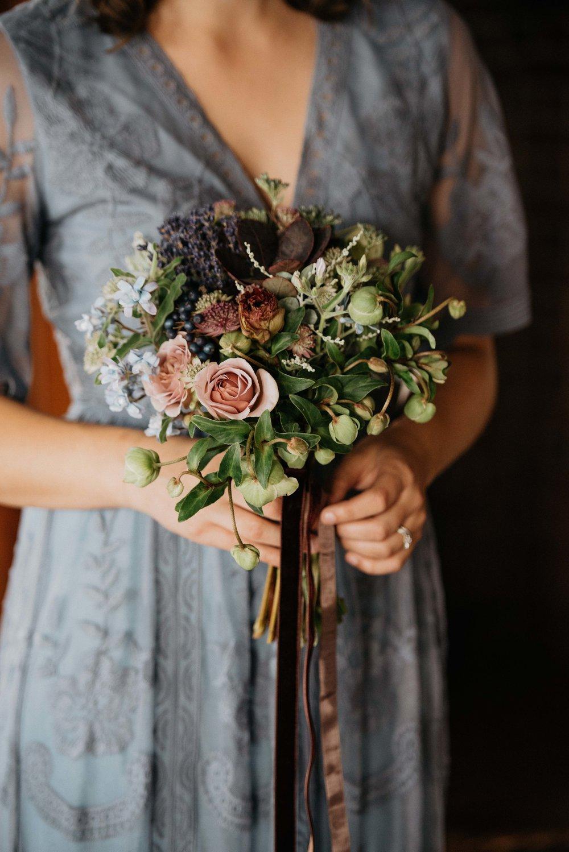 Maddi + Zach | Yellow House Flowers, florist, Kansas City, floral design