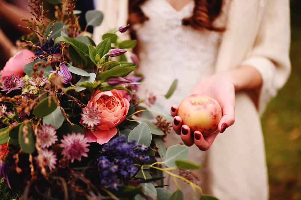 Laura + Sean | Yellow House Flowers, florist, Kansas City, floral design