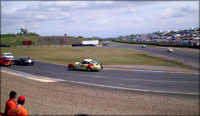 Knockhill Circuit