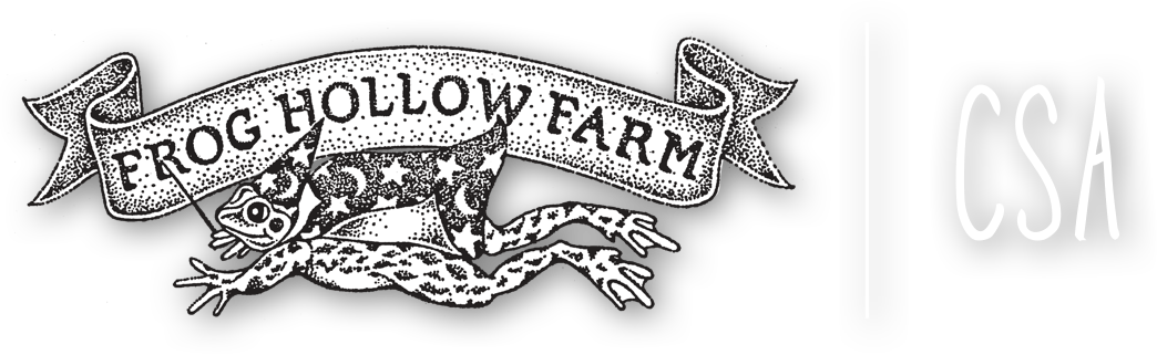 Frog Hollow Farm CSA