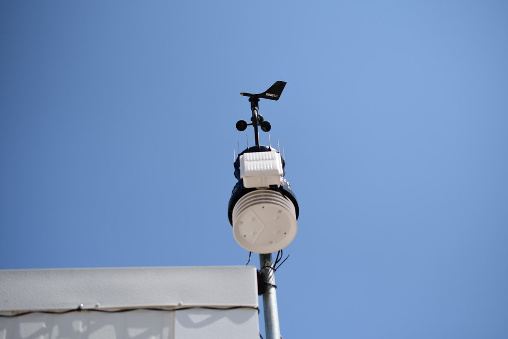 Weather station outside for USDA trial.JPG