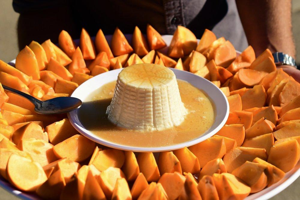 fuyu honey and cheese appetizer.jpg