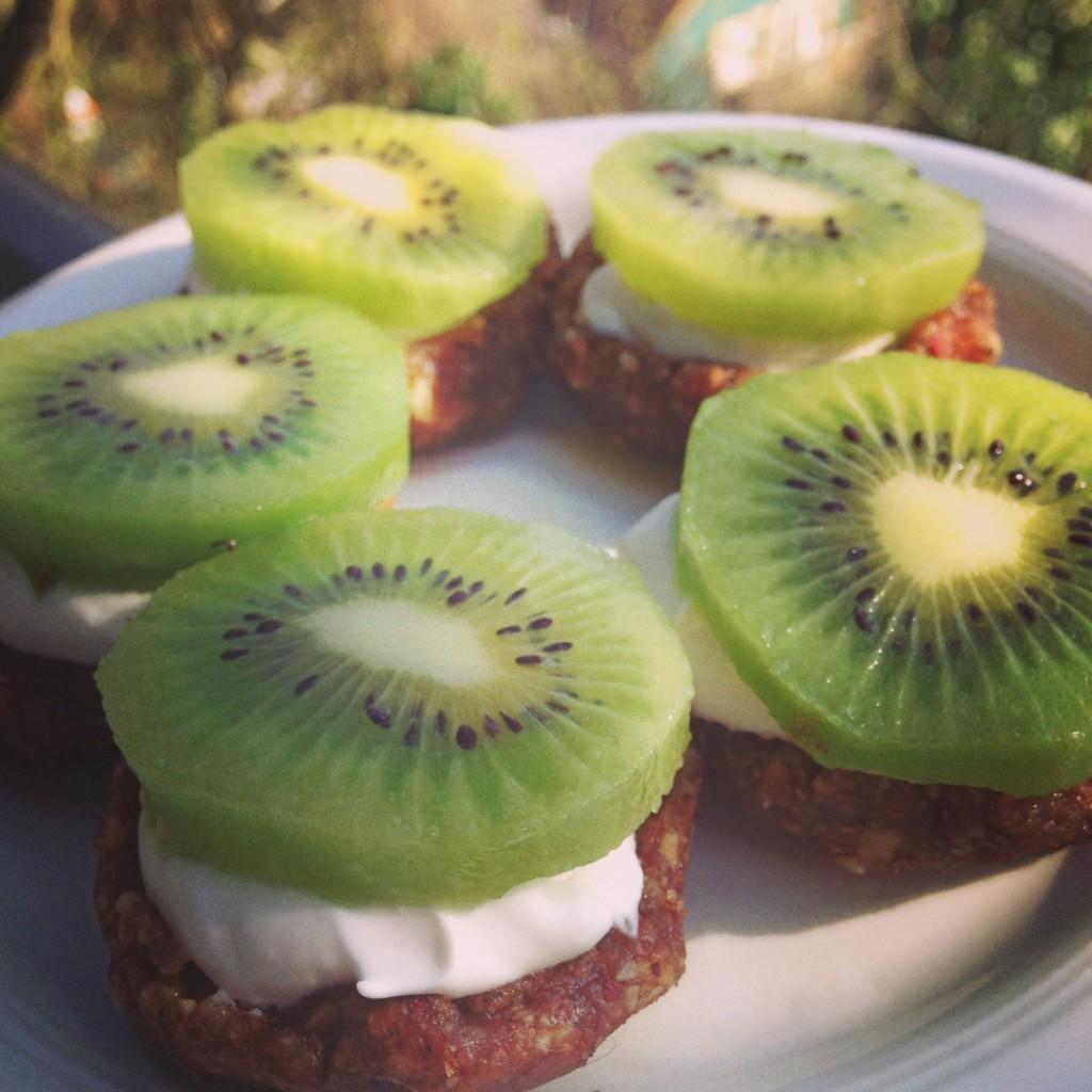 Kiwi Tarts