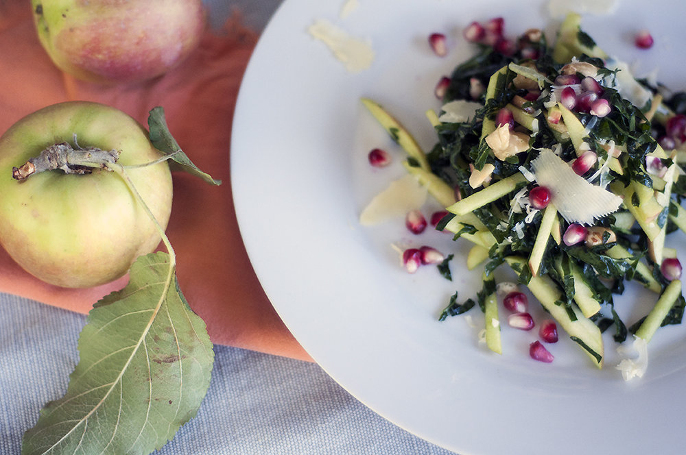 Kale Salad with Apple_small