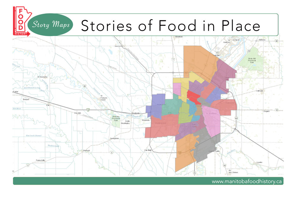 Stories of Food in Place -