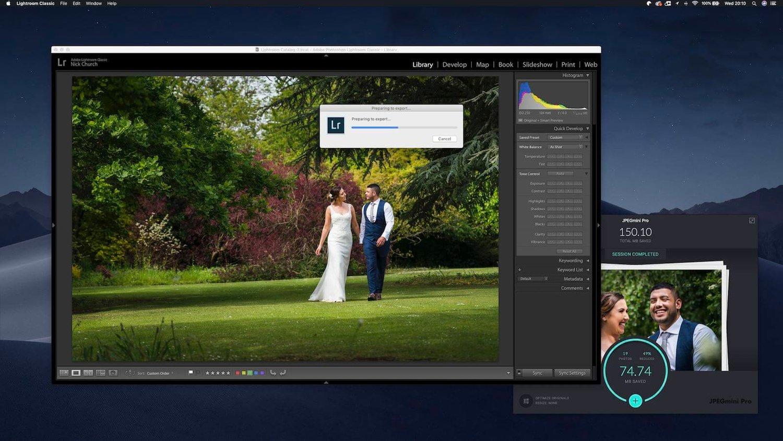 Adobe Lightroom Image Export Options — Nick Church Photography