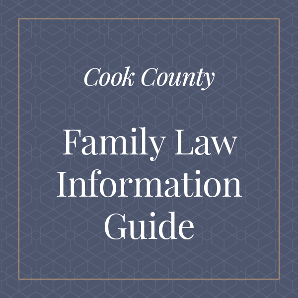 Cook County Family Law Information Guide