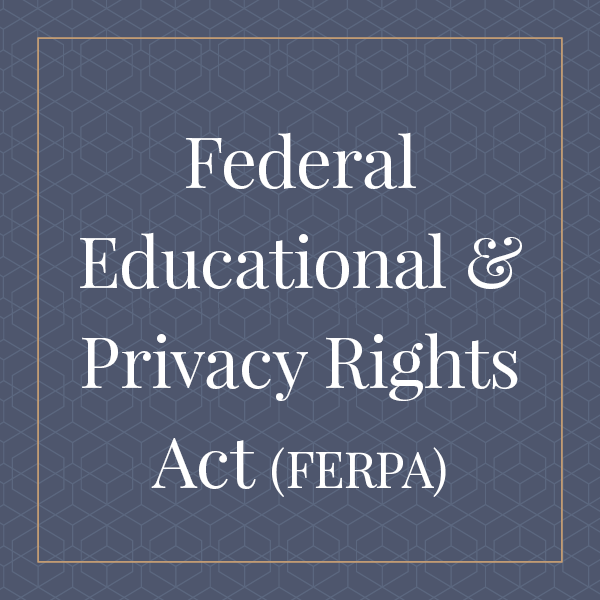 Federal Educational and Privacy Rights Act (FERPA) Illinois