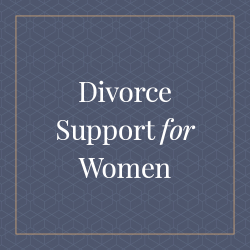 Divorce Support for Women