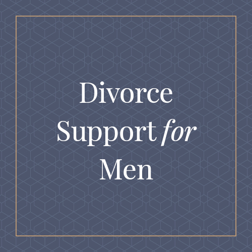Divorce Support for Men