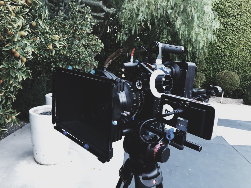 Canon C300, Canon CN-E 50mm:The  smallHD monitor was perfect for sending out a Rec709 feed to the clients monitor (i.e. HDMI TV on set), while still maintaining the C-Log capture in camera.