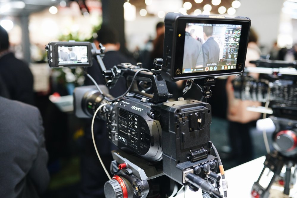 Sony FS7 Mark ii  combined with the  Shogun Inferno  for  ProRes RAW .
