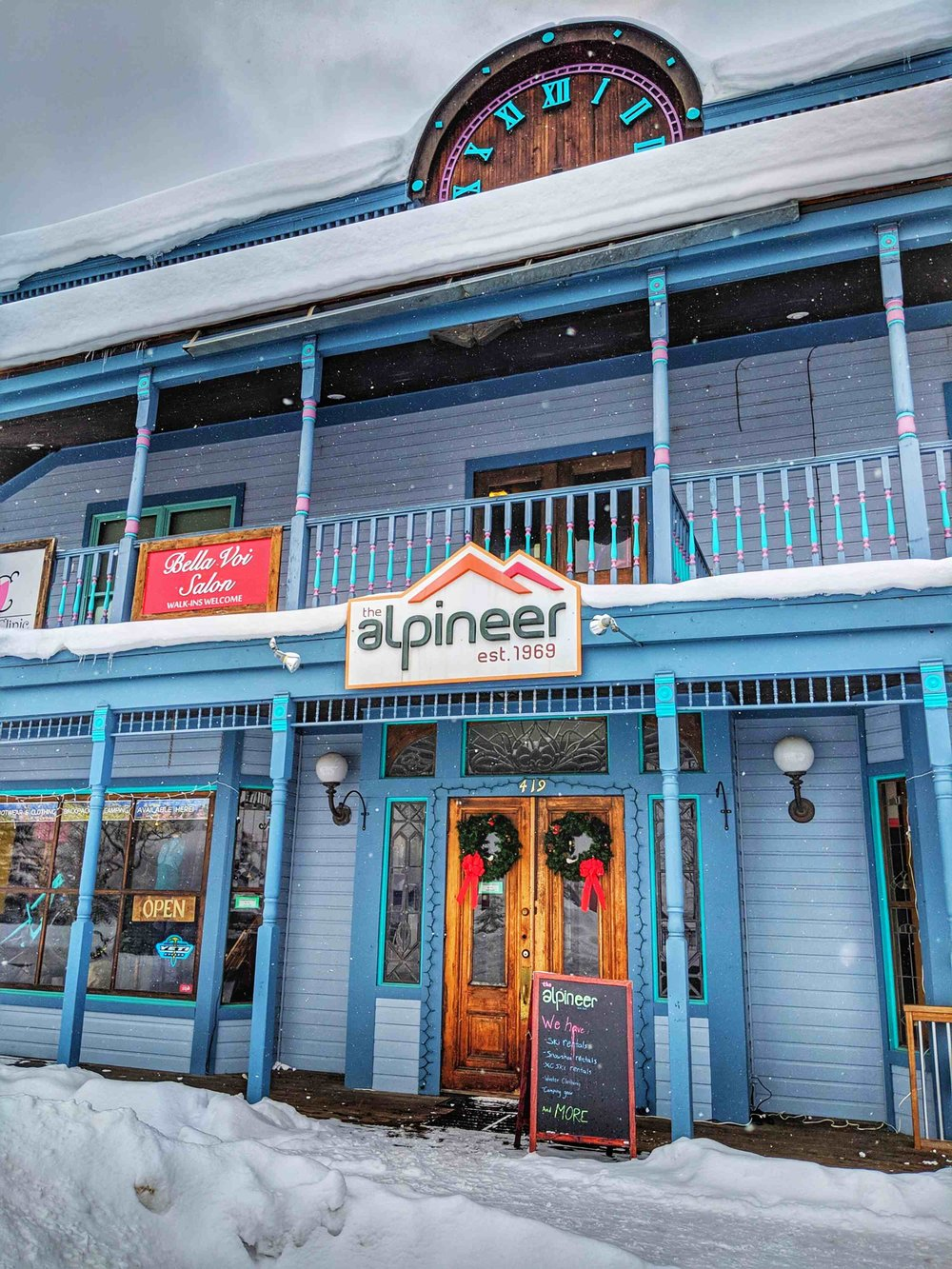 The Alpineer, Crested Butte, CO