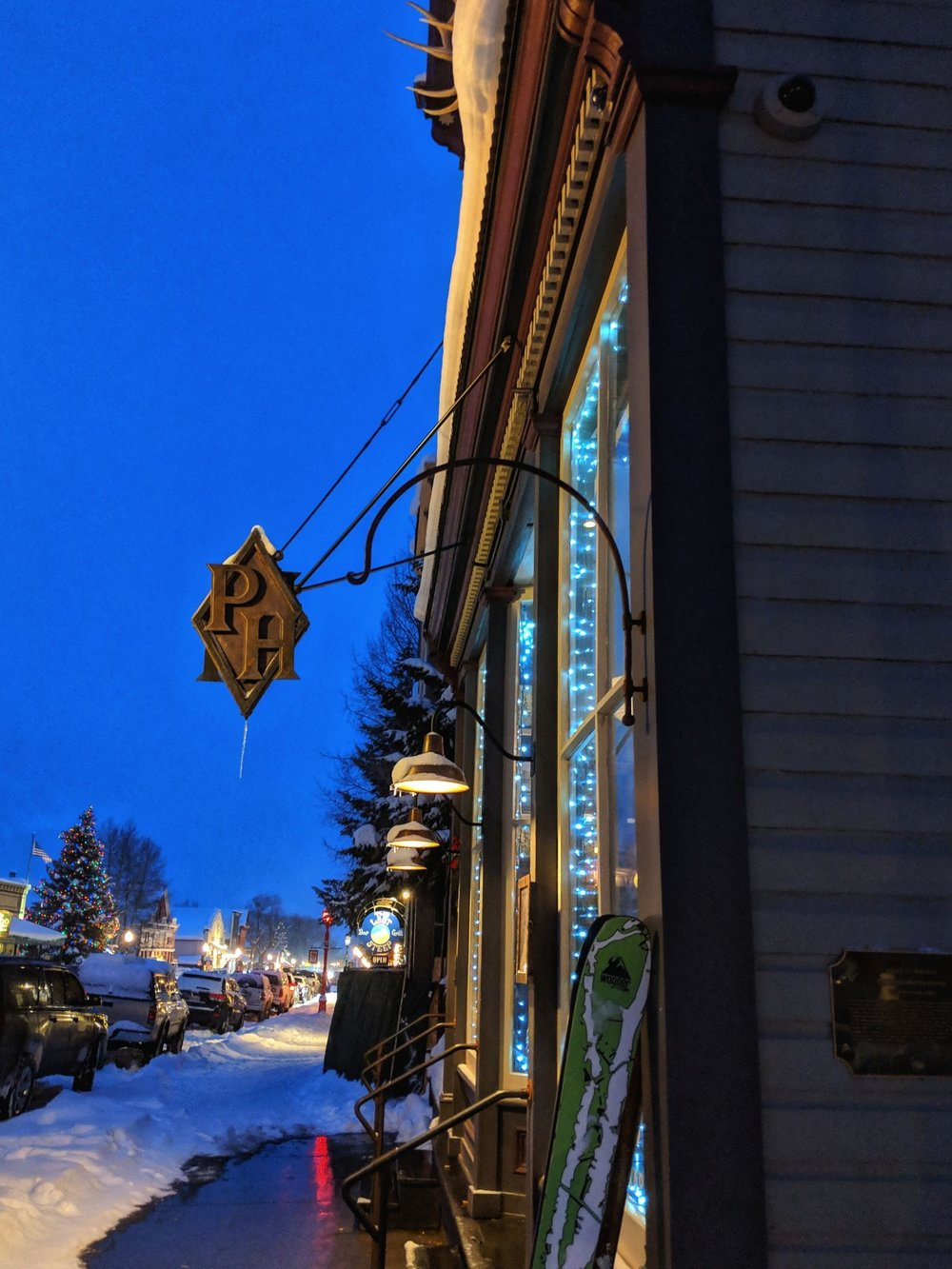Music at Public House Crested Butte