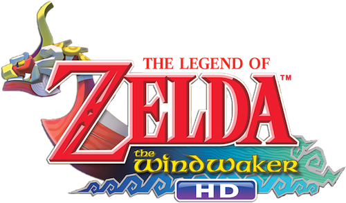 The Legend of Zelda The Wind Waker HD Logo.png