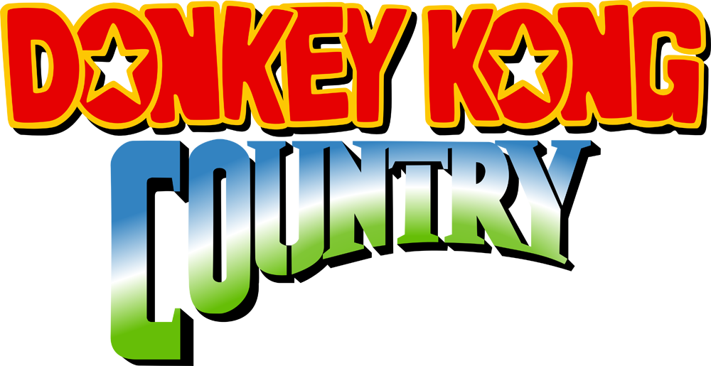 LOGO - Donkey Kong Country.png