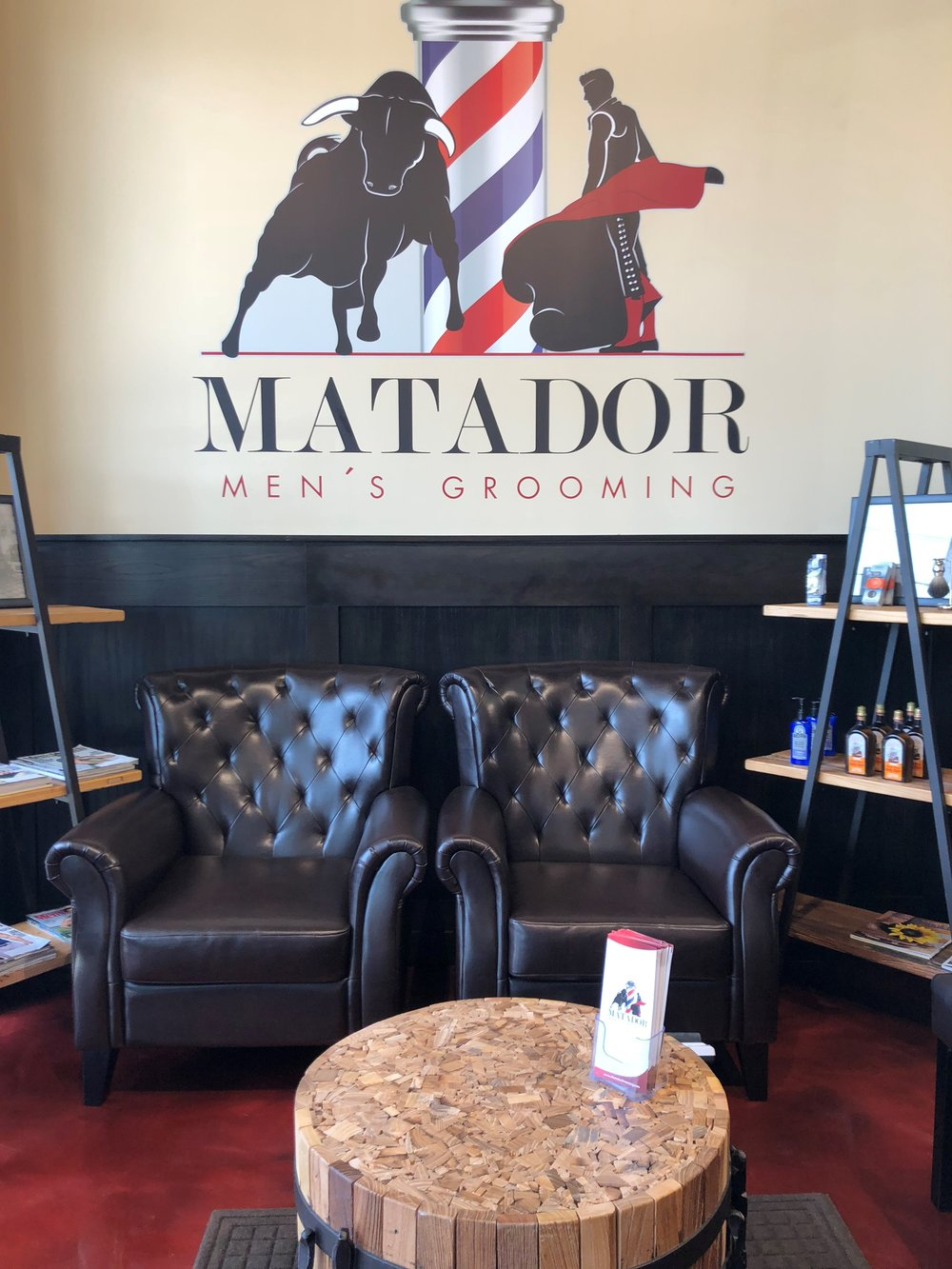 MATADOR MEN'S GROOMING | OAK RUN NEW BRAUNFELS