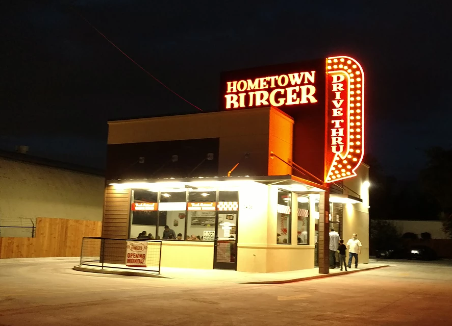 HOMETOWN BURGER