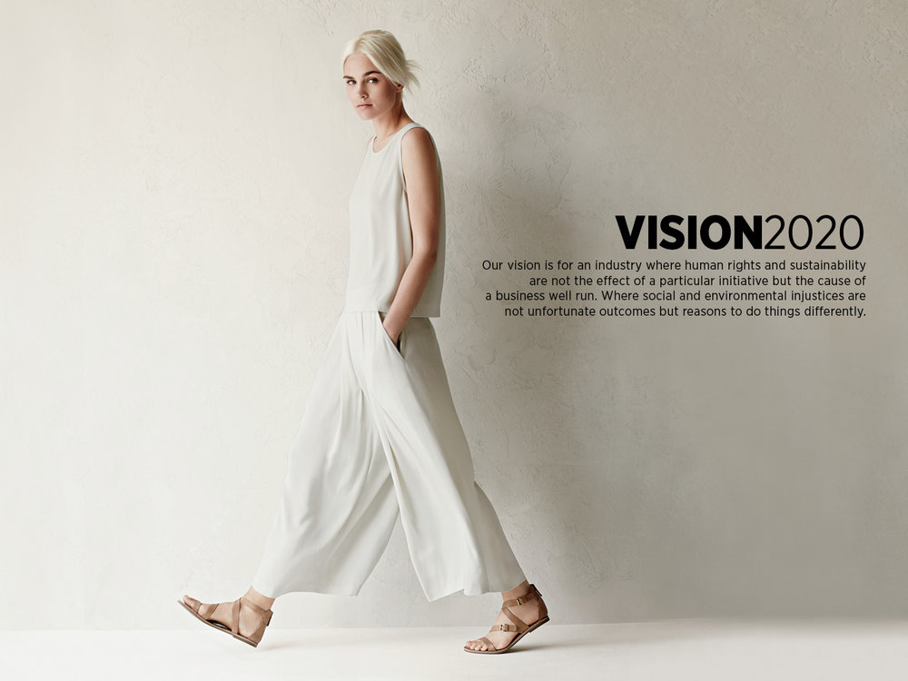 EILEEN FISHER I VISION 2020